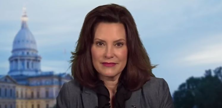 Gretchen Whitmer - Governor of Michigan