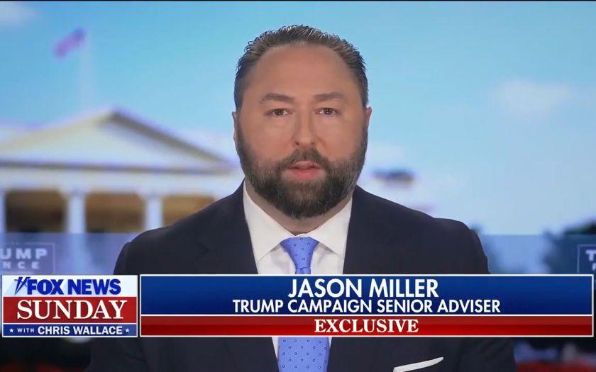 Jason Miller on Fox News Sunday