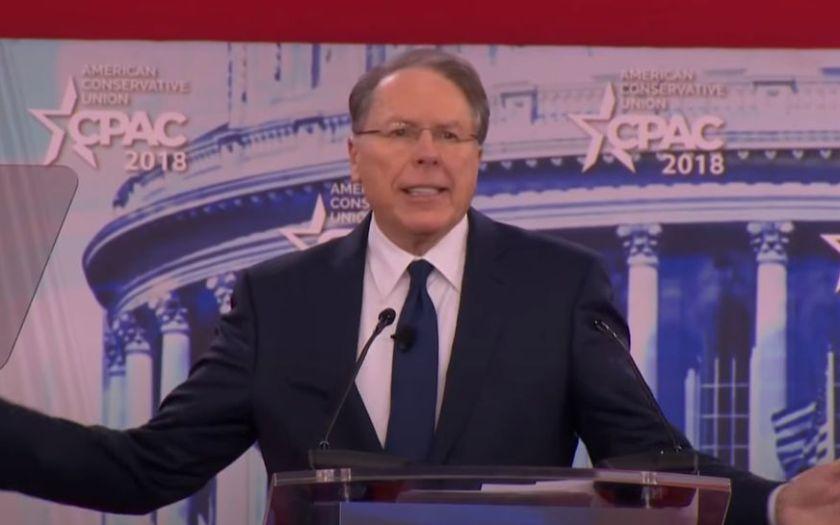 Wayne LaPierre, NRA CEO