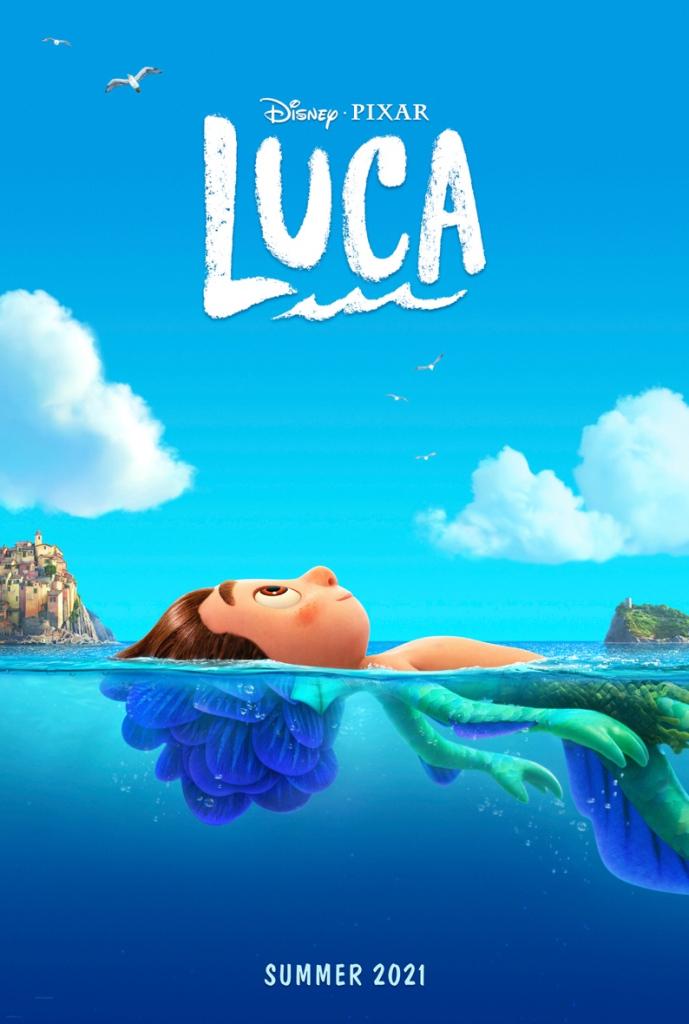 Luca - Movie Poster