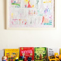Kids' Art Collage DIY
