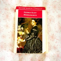 What I'm Reading: Middlemarch by George Eliot