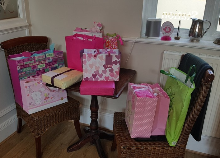 Baby Showers at Olives at the Station, Whitley Bay
