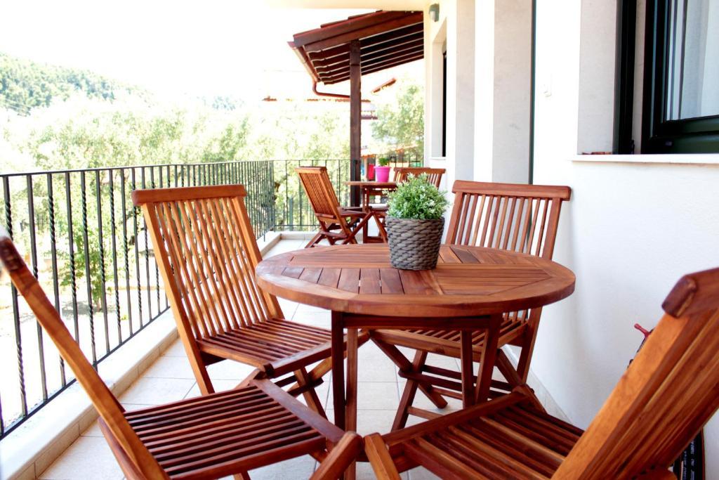 olivetree superior apartment floor balcony