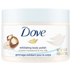 DoveBodyPolish