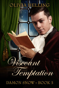 Viscount Temptation, Damon Snow Book 3