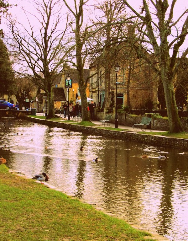 A Day in the Cotswolds