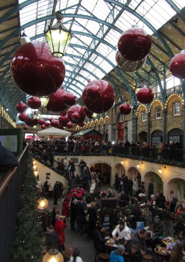 Pre-Christmas London