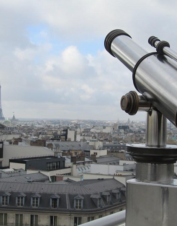 Paris, Round IV