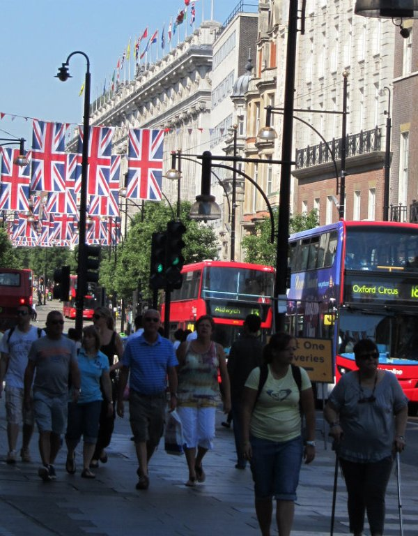 Where To in London: Shopping