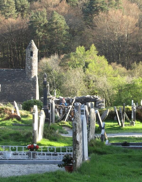 Easter Road Trip Day 1: Glendalough & Lugnaquilla