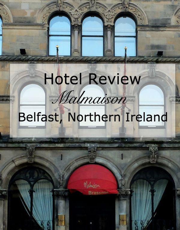 Hotel Review: Malmaison Belfast, Northern Ireland