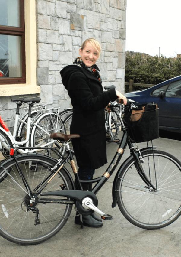 Cycling the Aran Islands