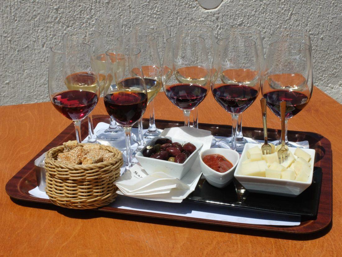Olivia Leaves   Santorini Santo Wines