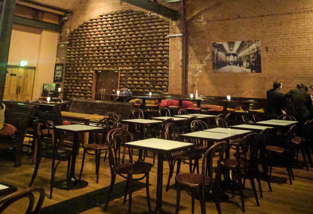 Olivia Leaves | Eating in Dublin