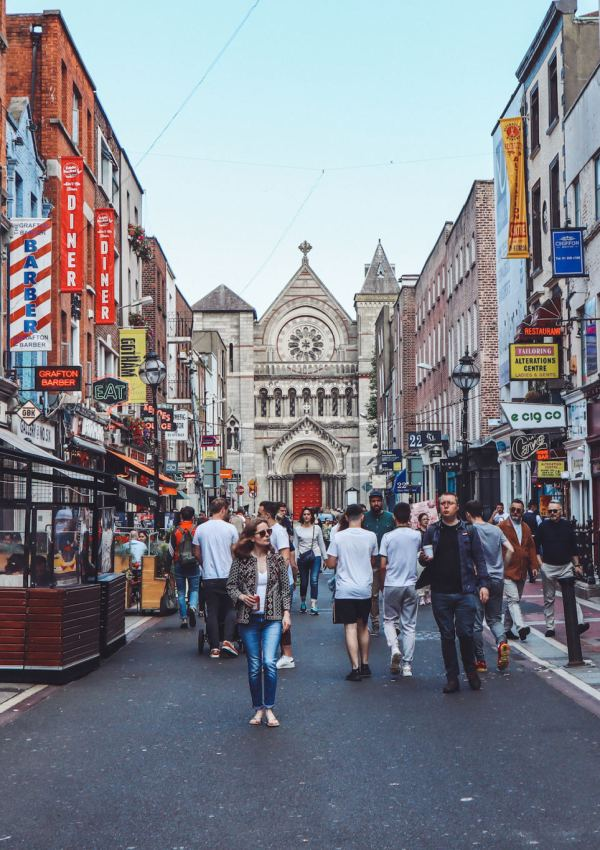 An Itinerary for a Classic Weekend in Dublin