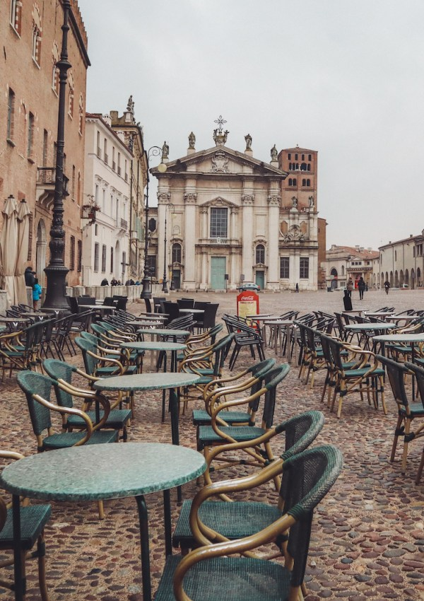 One Day in Mantua, Italy