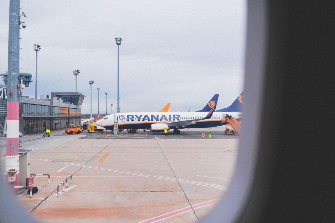 Olivia Leaves | Surviving Ryanair