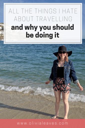 Olivia Leaves | Travel Anyway