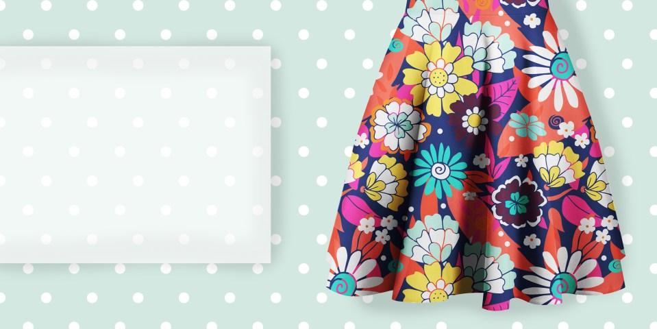 pattern design for textiles