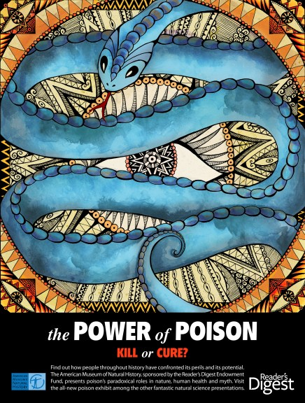 Poison Paradox poster