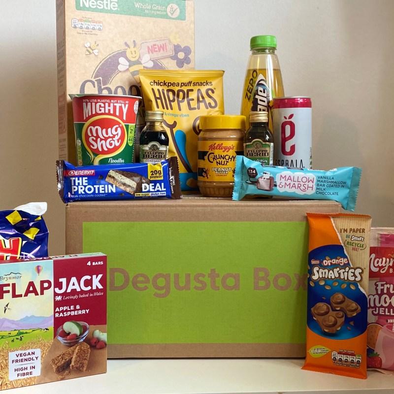Degusta Box March Review – Hello Spring