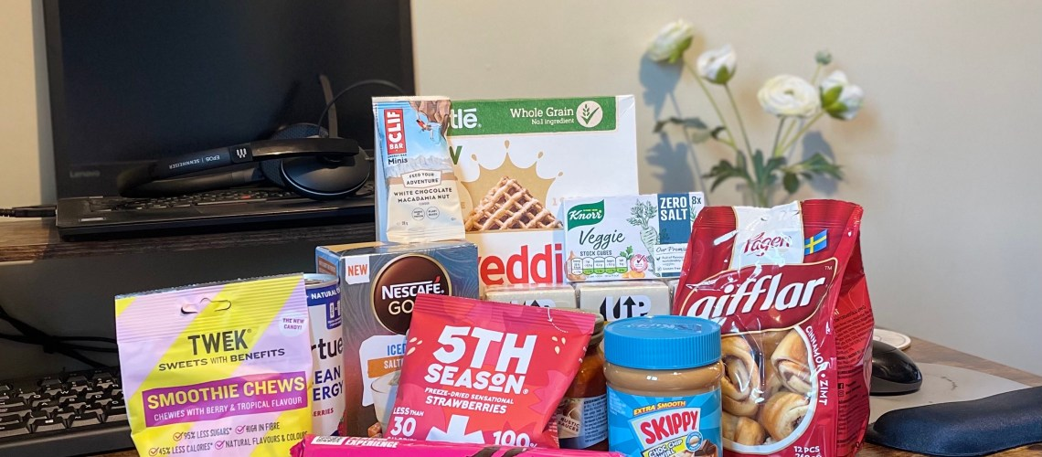 Degusta Box August Review – Back To School