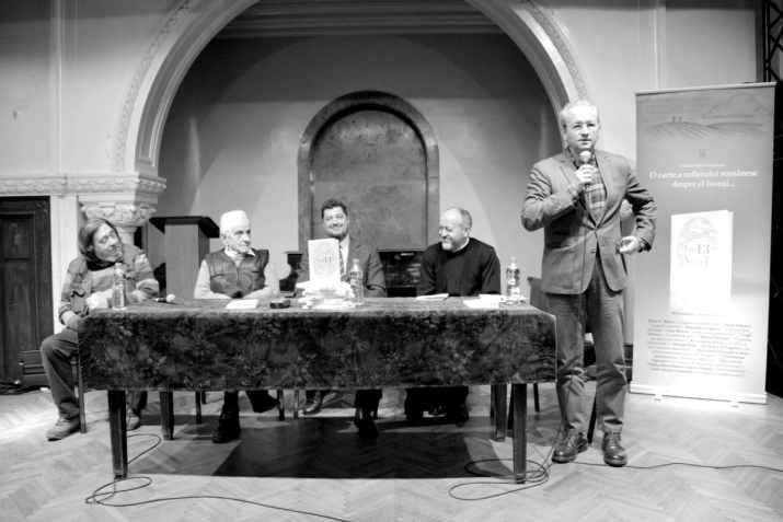 Lansare de carte - Cei 13 care m-au salvat, de Claudiu Tarziu (Univ. Dalles)