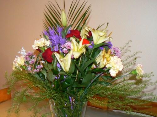 Mon bouquet d'anniversaire