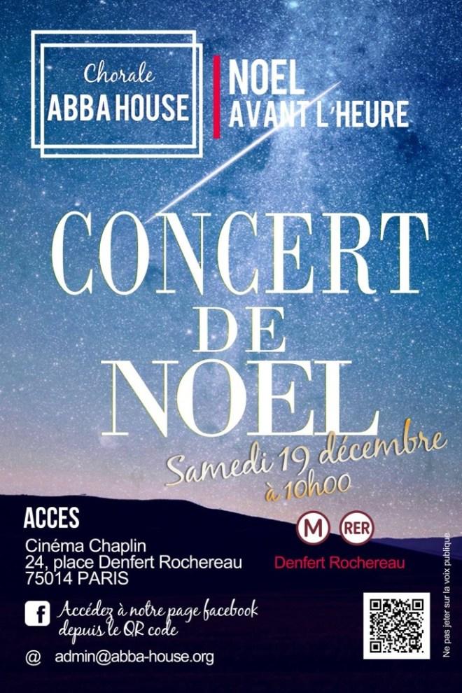concert de Noel