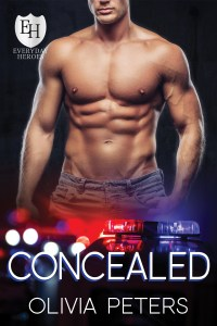 Concealed cover reveal