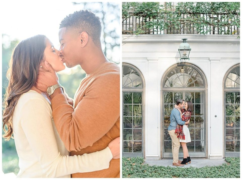 Fall Engagement Session in Philadelphia PA and Kennett Square, PA, Photographed by Olivia Rae Photography, Philadelphia Wedding Photographer