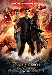 Percy Jackson and the Sea of Monsters DVD (Review)