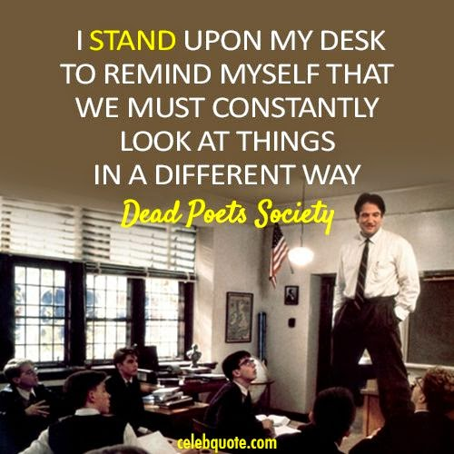 Perspective – Dead Poets Society 3/5
