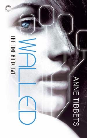 Walled (Blog Tour & Giveaway!)