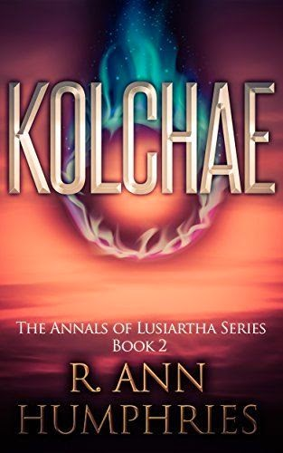 Kolchae (Book Review &Giveaway!)