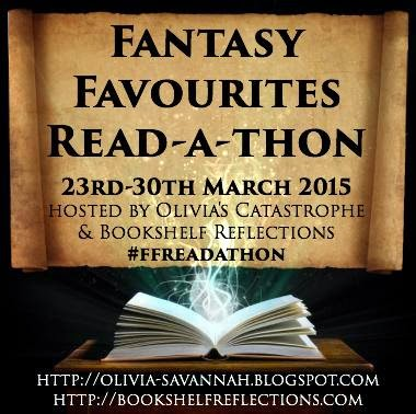 Fantasy Favourites Read-a-thon: Digging Deep