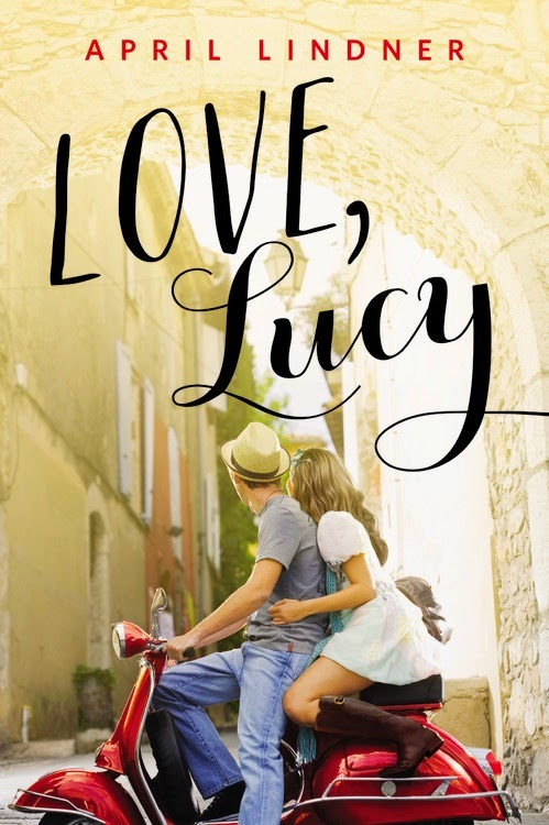 Love, Lucy (Review & Giveaway!)