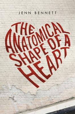 The Anatomical Shape of a Heart (Review, SST & Giveaway!)
