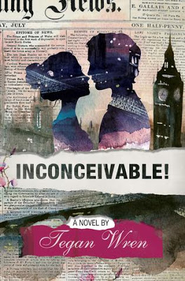 Inconceivable (Review) & 1000 Bloglovin Followers Giveaway!