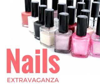 Nails Extravaganza – Suit Up!