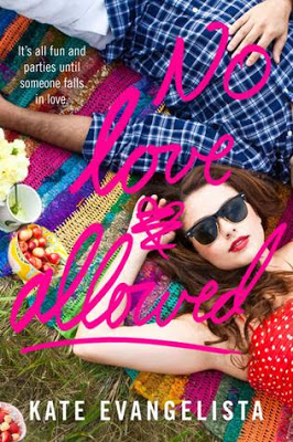 No Love Allowed (Review, Tour & Giveaway!)