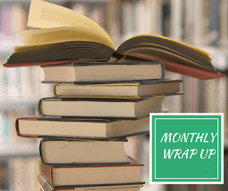 Monthly Wrap Up ~ August 2016