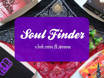 Soul Finder [Book Review & Giveaway!]