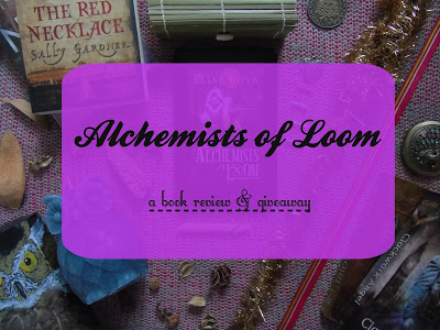 Alchemists of Loom [Book Review & Giveaway]