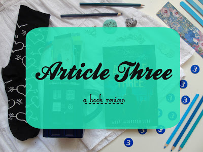 Article Three [Book Review]