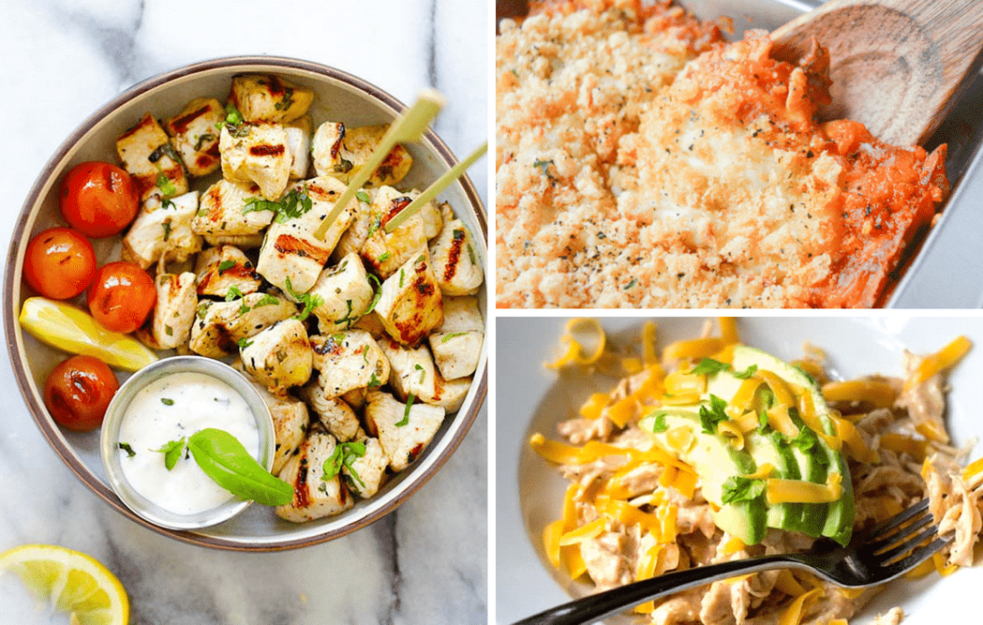 8 Quick & Easy Keto Chicken Recipes You Need To Try