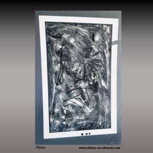 Asgaya Olivier art abstrait vous présente des tableaux muraux abstrait pour votre décoration d'intérieur
