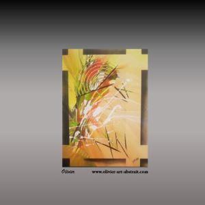 Bélisama Olivier art abstrait vous présente des tableaux muraux abstrait pour votre décoration d'intérieur