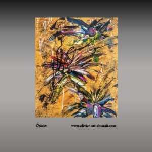 Captiva Olivier art abstrait vous présente des tableaux muraux abstrait pour votre décoration d'intérieur